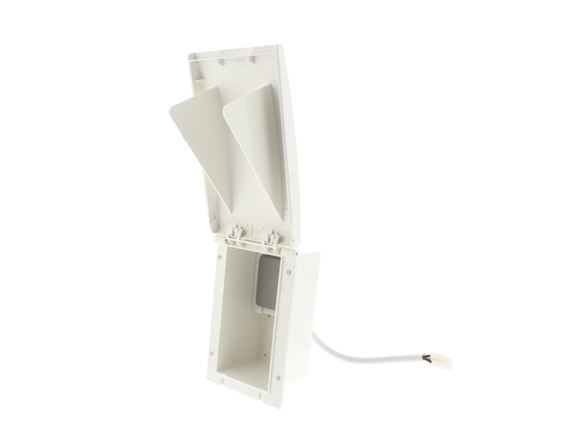 White External 230v Socket & Box product image