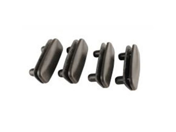 Heki 2 Rooflight Black Screw Covers & Fittings product image