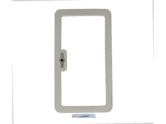 Seitz SK5 Gas Locker Door & Frame RAL9001 product image