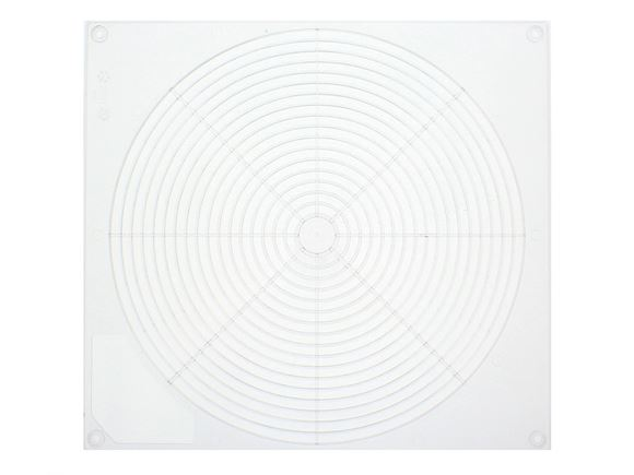 Clear Ventilator Grid for 12v Omnivent product image