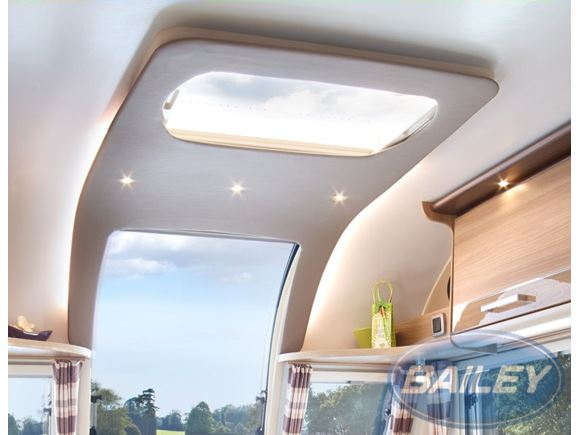 Unicorn III Rooflight CPL Surround in Taupe product image