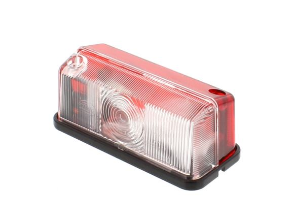 Red & Clear Side Marker Light product image