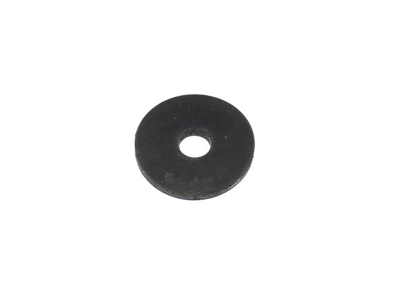 Black Rubber Washer product image