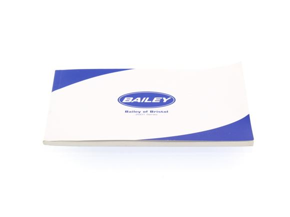 2001 Bailey Handbook product image
