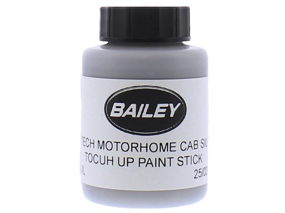 Motorhome Cab Silver Touch Up Paint Stick 50ml product image