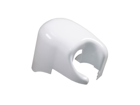 Fiamma F45i Awning R H End Cap Polar White