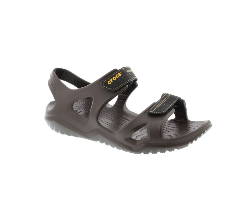 4aec33410246 Crocs Swiftwater River Mens Sandal. Part Number crocs-swiftwater-river-mens- sandal