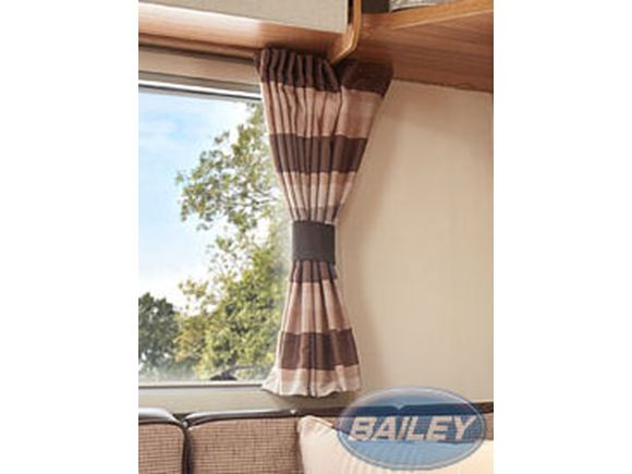 Uni III Curtain w/ Tie 850x630mm Trafalgar Pair product image
