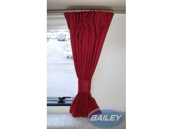 Approach Advance Curtain w/ Tie 600x630mm Pair  product image