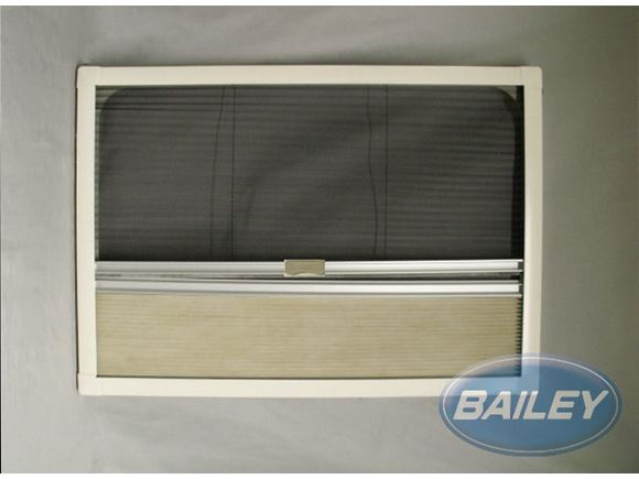 UN3 Vigo REMIBase Plus Blind& Fly Screen 873x630mm product image