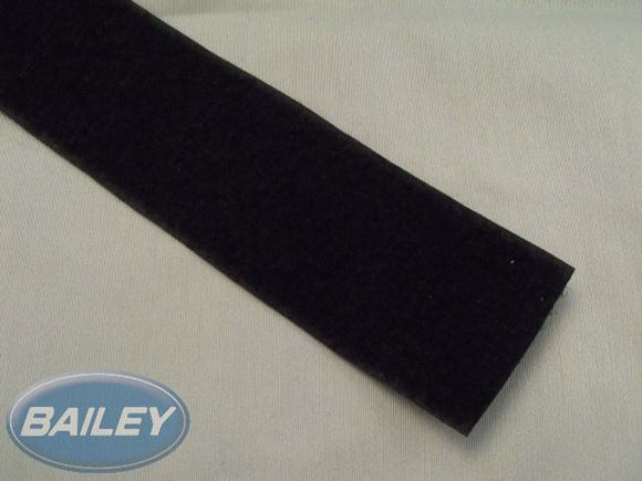 Read more about 50mm Velcro (Loop/Female) Black per mtr product image