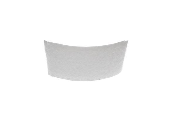 50mm Velcro White (Loop/Female) product image