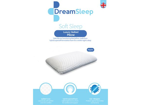 Memory Foam Standard Pillow product image