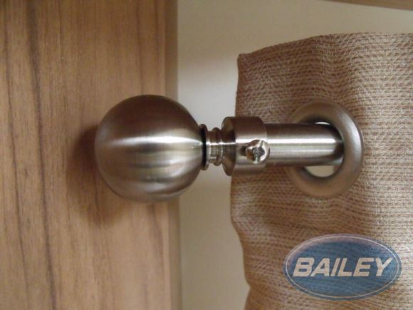 Retreat Curtain Pole Finial product image