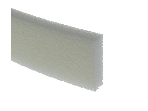 Foam strip 38mm wide x 10mm thk per m product image