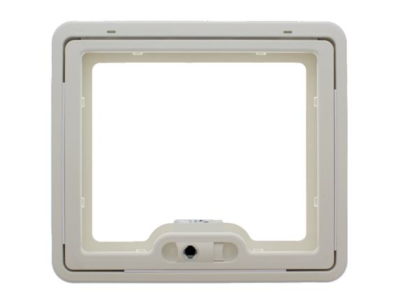 Thetford Flush Door 3 White FAWO 2 product image