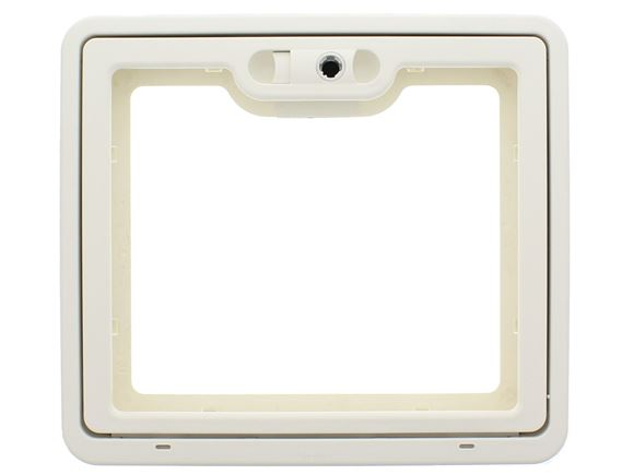 Thetford White Flush Door 3 FAWO 1 (WD) product image