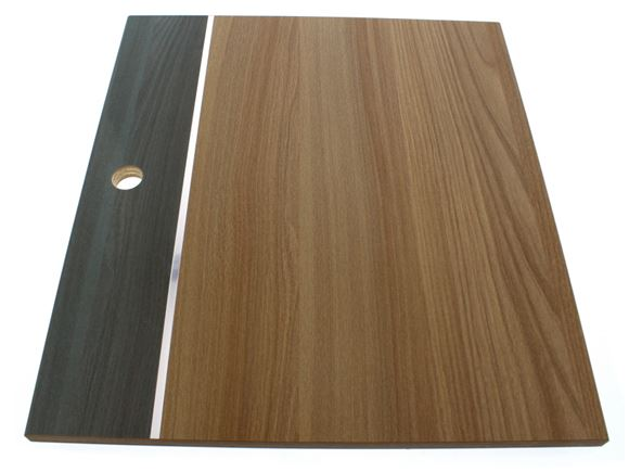 Mendip Ash 390x432mm Locker Door (Push Lock) product image