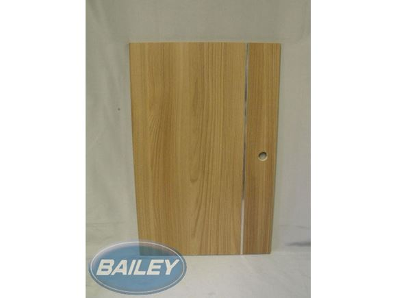 UN3 AE1 Locker Door (Psh/Lck) 390x600mm Mendip Ash product image