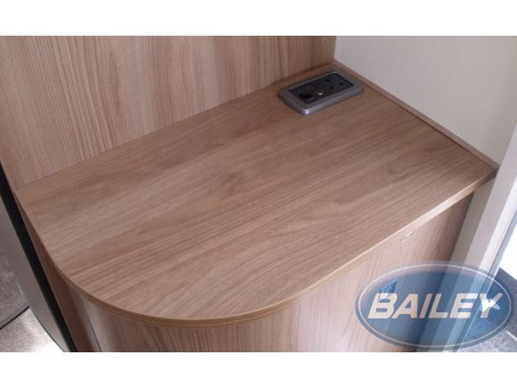 Unicorn III Cartagena Fridge Unit Worktop U3WE09/B product image