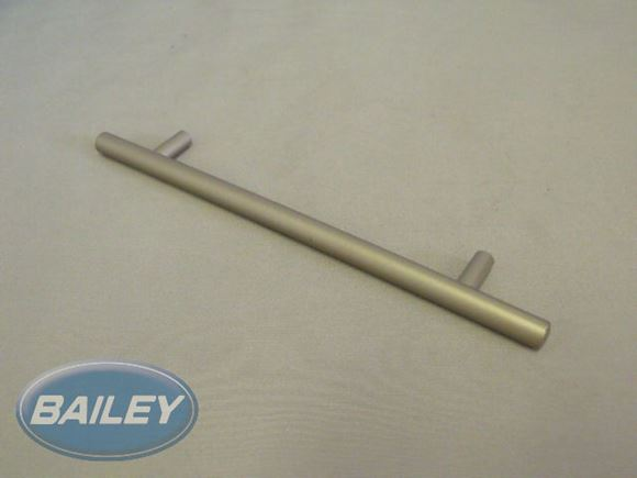 Silver Bar Locker Handle product image