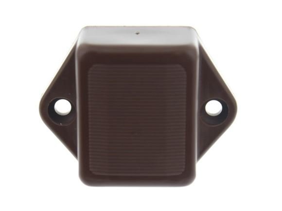 Espagnolet Mini Push Button Lock 28x35 mm Brown product image