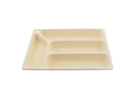 Barley White Cutlery Tray 356x243mm product image