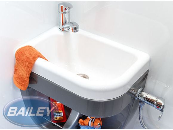 Read more about AE1 Bathroom Sink 400x275x135mm (55mm lip) product image