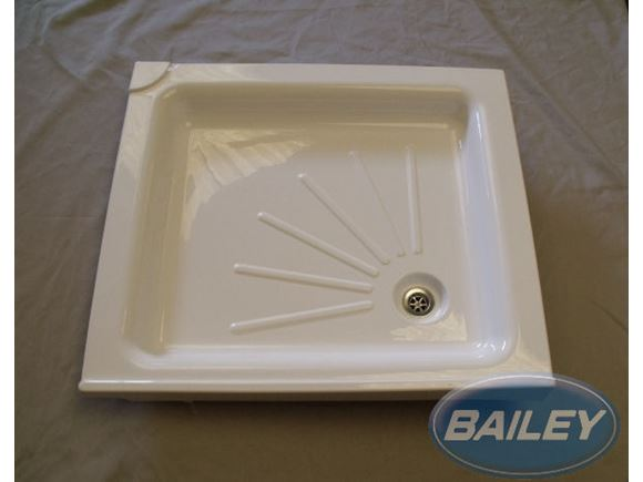 PS4 UN3 AE1 Shower Tray White product image