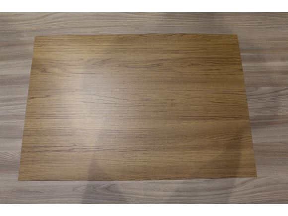 Fridge Panel Ply 742x509x1.7mm Teak MDF product image