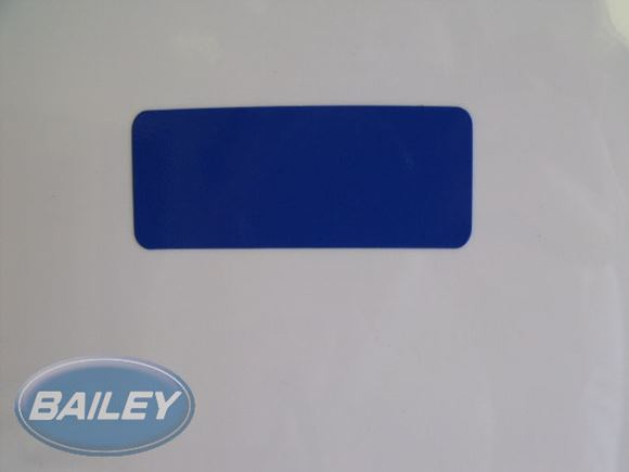 S6 Ranger GT60 Small Blue Dash/Stripe Decal product image