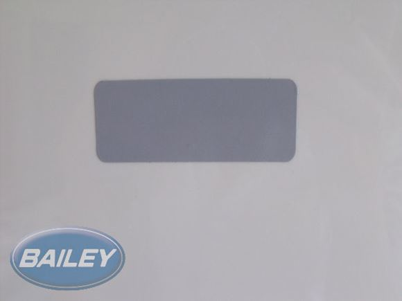 S6 Ranger GT60 Small Light Grey Dash/Stripe Decal product image
