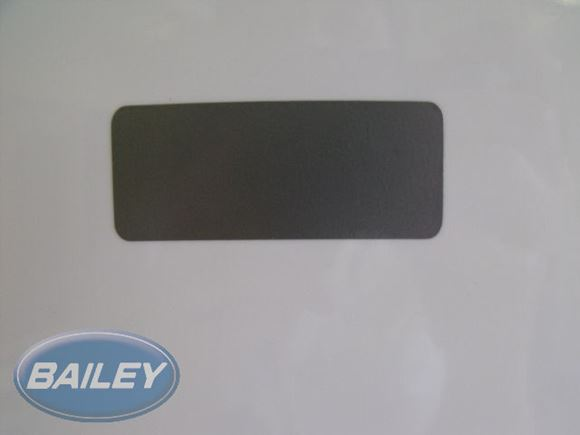S6 Ranger GT60 Small Silver Dash/Stripe Decal product image