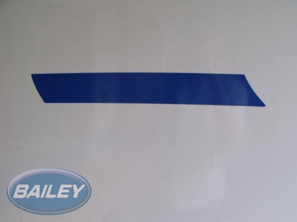 S6 Ranger O/S Top Mid Blue Block Decal No3 product image