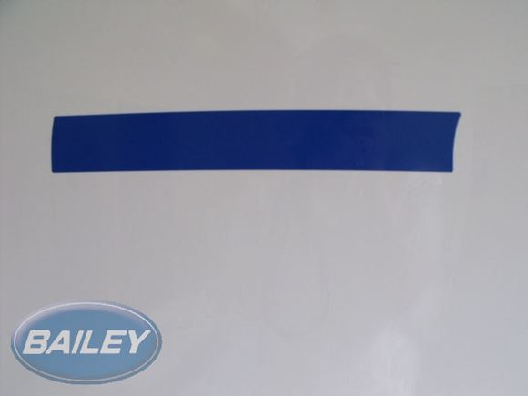 S6 Ranger N/S Bottom Mid Blue Block Decal 4 product image