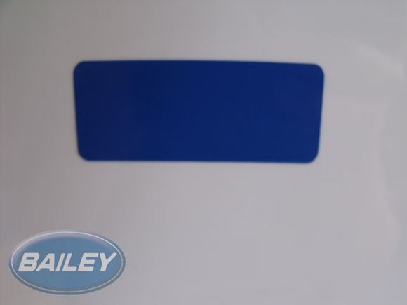 S6 Ranger Small Blue Dash/Stripe Decal product image
