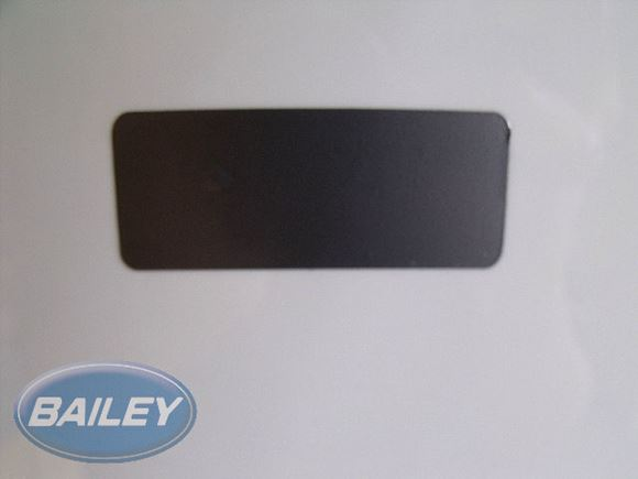 S6 Ranger Small Silver Dash/Stripe Decal product image