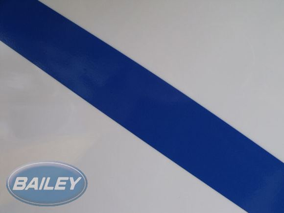S6 Ranger Mid Blue Single Stripe Decal 25mm product image