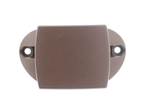 Espagnolet Large Single Sided Push Lock Brown product image