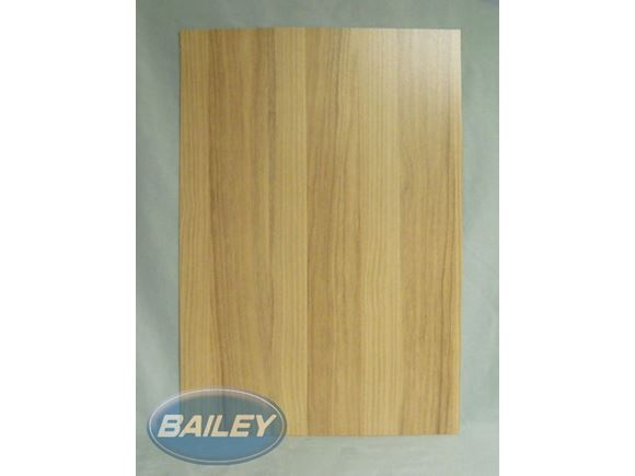 Fridge Panel Ply 742x508x1.1mm Walnut product image