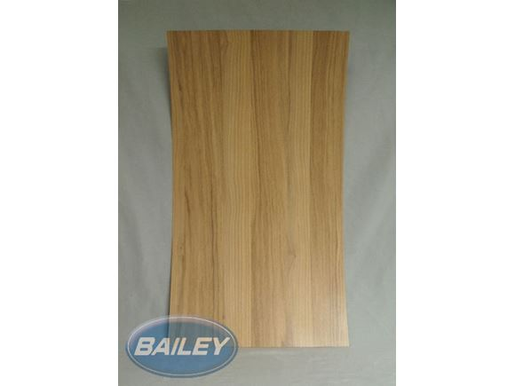 Fridge Panel Ply 908x508x1.1mm Walnut product image