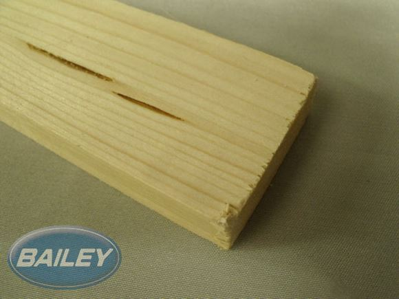 46 x 15mm Softwood Timber per metre product image