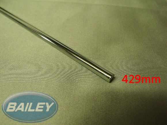 Chrome rod (4.75mm) @ 429mm length  product image