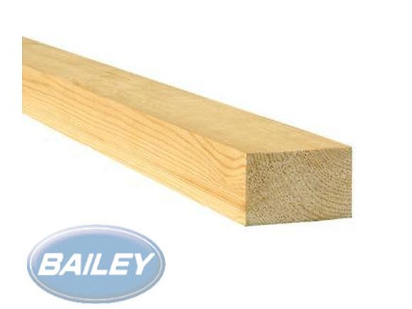 25mm x 38mm softwood timber (3m length) product image