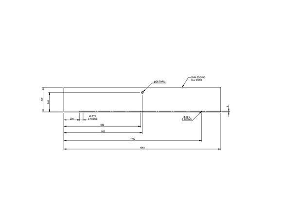 Autograph II 79-4T O/S Robe Door (Revision A02) product image