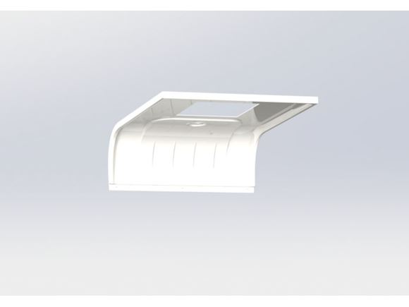 UN4 Mid Washroom Shower Hood  product image