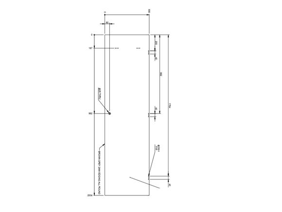AH2 79-6 Robe Door product image