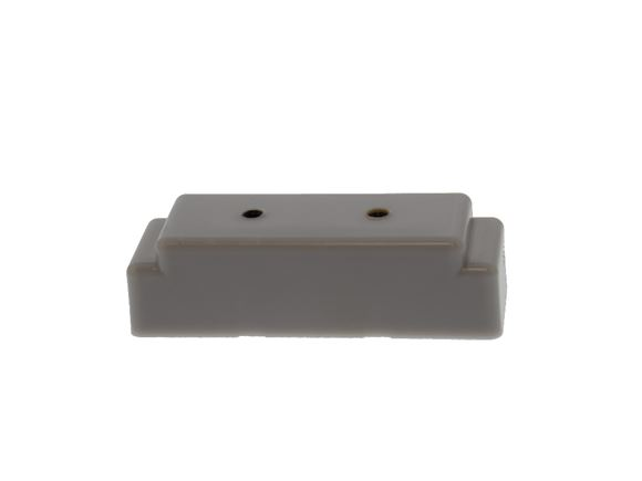 Toscana Bed Stop for Switch - Grey c/w Grub Screws product image