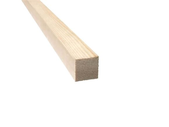 25 x 25 Softwoood Timber 3.9m Length product image