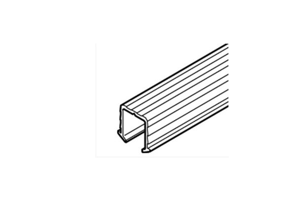 UN4 AH2 Single Sliding Door Track 1300 mm product image